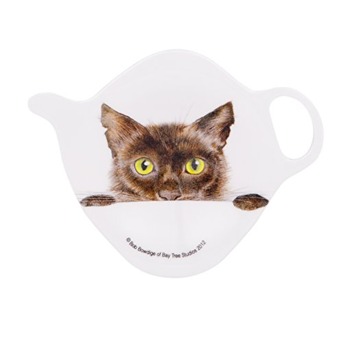 PEEP FELINE 90223 Tea Bag Holder, Small ()