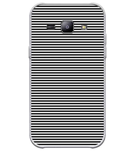 KOVERZ New Soft Silicon Printed Back CASE Cover COMPTAIBLE for Samsung Galaxy J1 4G