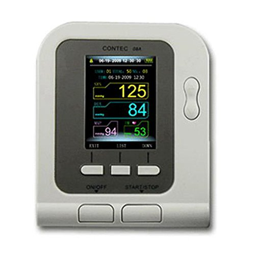 Cms-08a Professional Upper Arm Blood Pressure Monitor with Blood Pressure Trending Software, for Pediatric , Child Use
