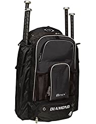 Diamond Sports Deluxe Bat Backpack