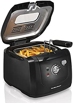 Hamilton Beach 35021 Deep Fryer (2-Liter Oil Capacity)