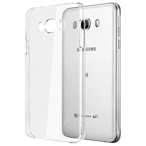 Capa Samsung Galaxy J5 Metal J510 - Transparente