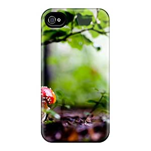For Case Samsung Galaxy S4 I9500 Cover Hard Cases With Look - Pcx9601zFXm
