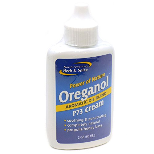 North American Herb & Spice Oreganol P73 Cream - 2 oz