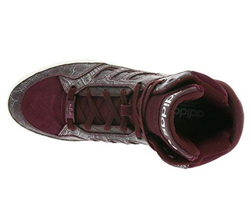 check out 84ba2 ab631 M25557 De Deporte 0 Originals 2 Adidas Mujeres Bankshot Roja W Zapatilla  zn8xY4