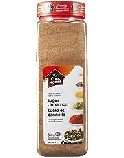 Club House, Quality Natural Herbs & Spices, Sugar Cinnamon, 850g
