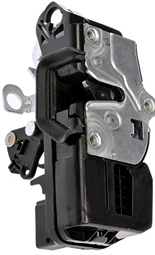 APDTY 136099 Door Lock Actuator Motor Fits Front Left 2006-2011 Chevrolet Impala SS or LTZ Only; See APDTY 042411 For LS or LT; Replaces 10340450, 15277759, 15806254, 15884449, 20790497, 25876435) ()