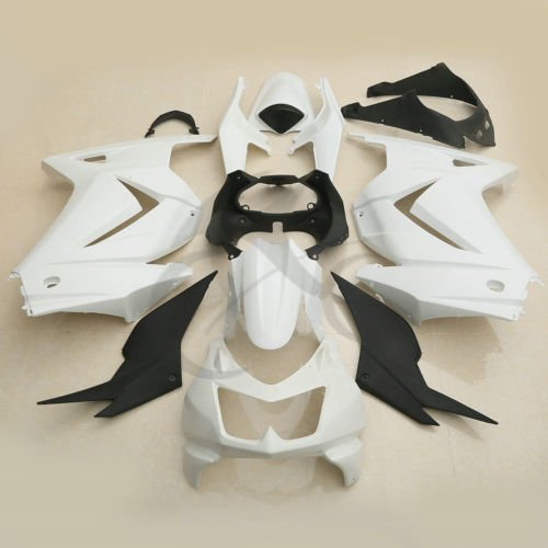 TCMT ABS Injection Fairing Body Work Cowl Set For Kawasaki Ninja 250R EX250 2008 2009 2010 2011 2012