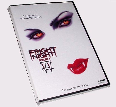 Fright Night Part 2 (1988) DVD Roddy McDowall [IMPORT ALL REGIONS] vampire horror film