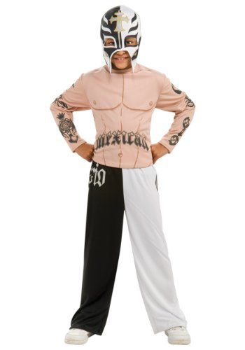 Rey Mysterio Jr Costume - Large
