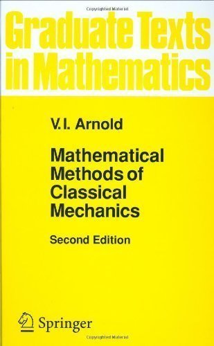Price comparison product image Mathematical Methods of Classical Mechanics by V.I. Arnol'd (May 16 1989)