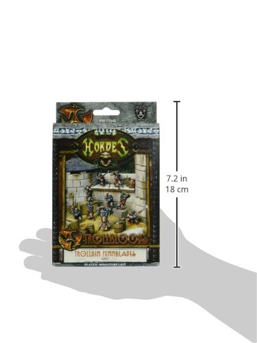 Privateer Press - Hordes - Trollblood: Fennblades (Plastic) Model Kit 5