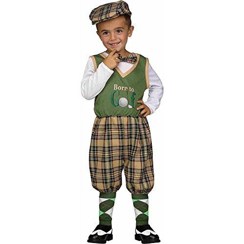 Fun World Golfer Toddler Costume product image