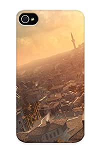 (CfjBJKH6819eFOFe)durable Protection Case Cover With Design For Iphone 4/4s(ezio - Assassins Creed )