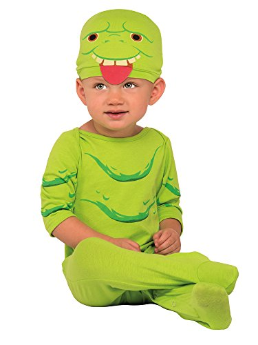 (Rubie's Ghostbusters Slimer Onesie Costume for)