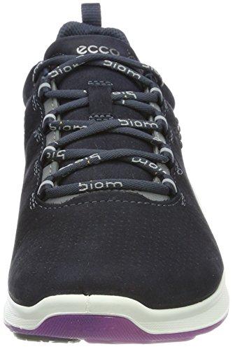 Sneaker Ecco Fjuel Damen Navy Biom Blau qq4UStg