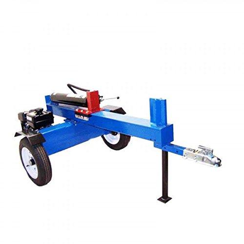 RAMSPLITTER H34-1 Commercial Horizontal 34 Ton Log Splitter with 14 hp Robin Engine by RAMSPLITTER