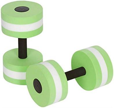Mancuernas para ejercicios acuáticos Winomo, 2 unidades, de EVA ...