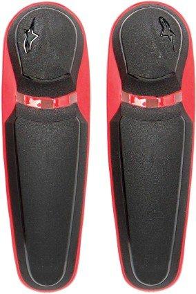Alpinestars Toe Sliders - Red/Black 25SLI6-31