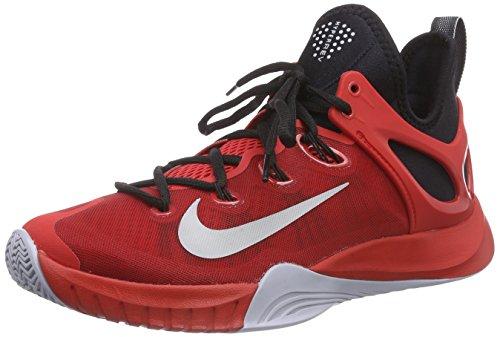 b11decbfdbb8 delicate Nike Zoom Hyperrev 2015 Hyper rev Men Basketball Sneakers New Red