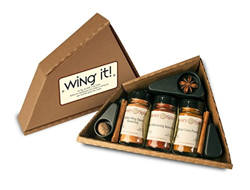 Wing it Spice Gift Pack: Chicken Wing Seasoning Value Pack