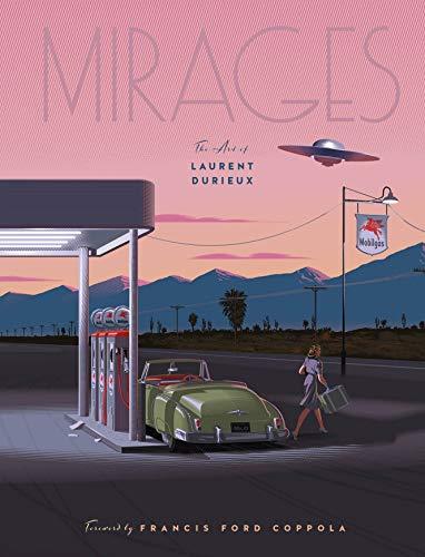 Mirages: the Art of Laurent Durieux