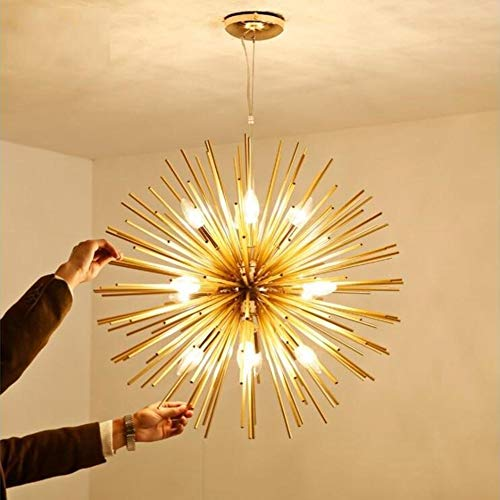 - My Aashis Modern Dandelion Sea Urchin Loft Living Room Shop Ceiling Bedroom Lighting Pendant Fixture