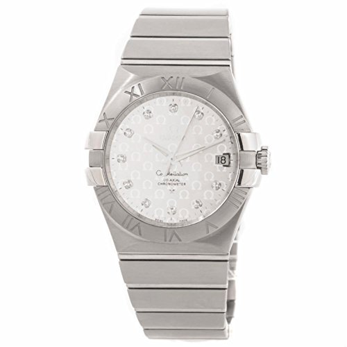 Omega Constellation automatic-self-wind womens Watch 123.10.35.20.52.002 (Certified Pre-owned)