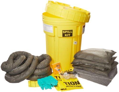 SpillTech SPKU-30 47 Piece Universal 30 gallon Spill Kit (Overpack Spill Kit)