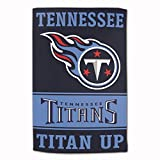 """Master Industries Tennessee Titans Sublimated Cotton Towel- 16"""" x 25"""""""