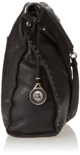 Bag Crossbody Silverlake Black Sak The wAqBgXzW