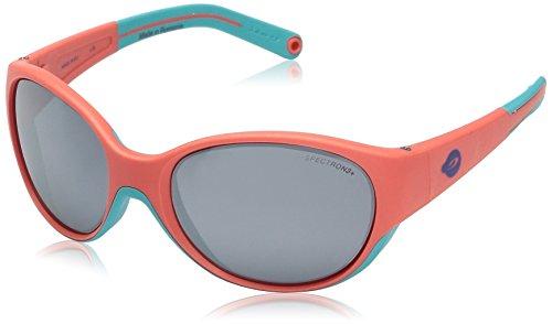 Julbo Lily Smoke Sunglass, Coral/Turquoise, One -