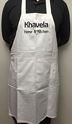 custom embroidered apron - 5