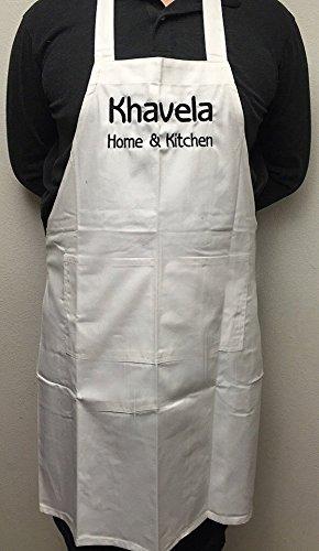 custom embroidered apron - 6