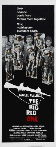 The Big Red One Placard Movie (14 x 36 Inches - 36cm x 92cm) (1980) (Insert Style A)