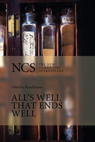 Book cover for All's Well That Ends Well