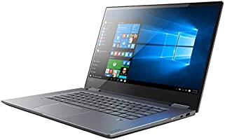 "Lenovo YOGA 720-13IKBR Convertibile con Display da 13.3"" FullHD IPS TOUCH, Processore Intel Core I5-8250U, RAM 8 GB, 256 GB Pcie SSD, Scheda Grafica Integrata, S.O. W10 Home, Grigio"