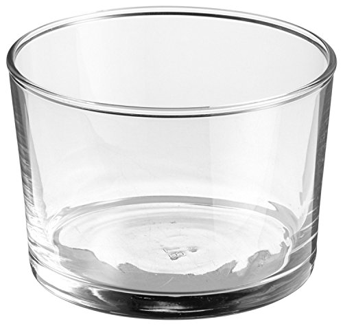 Bormioli Rocco Amuse Bouche Bodega Mini Glass, 7-1/2-ounce,Set of 6