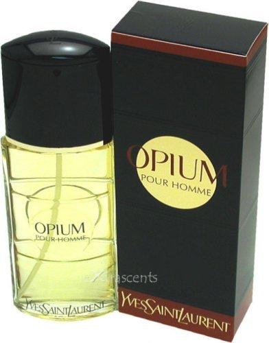 (Yves Saint Laurent YSL Opium For Men  3.3 oz 100 ml Eau De Toilette Spray Box Factory Sealed )
