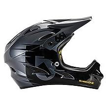 Six Six One Comp Helmet Black/Charcoal, XS