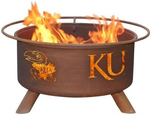 Patina F239 Kansas University Fire Pit