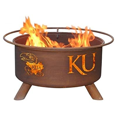 Image of Patina F239 Kansas University Fire Pit Fire Pits
