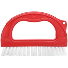 Grout Cleaner Brush - Tile Joint Cleaning Scrubber Brush with Nylon Bristles - Great Use for Shower, Floors, Kitchen and Other Household