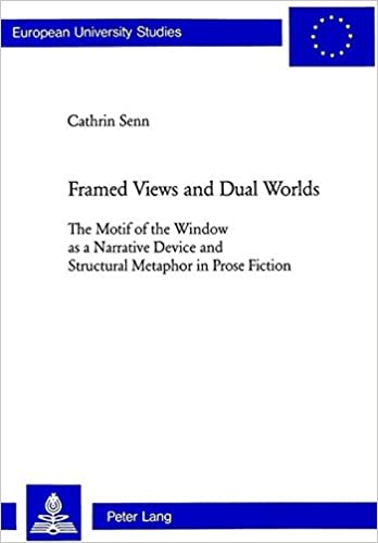 Amazon.com: Framed Views and Dual Worlds: The Motif of the Window as ...