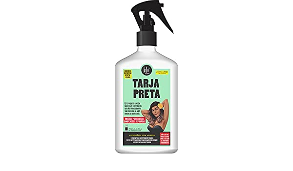 Amazon.com : Linha Tarja Preta Lola - Queratina Vegetal Liquida 250 ML - (Lola Black Belt Collection - Liquid Vegetable Keratin 8.45 FL Oz) : Beauty