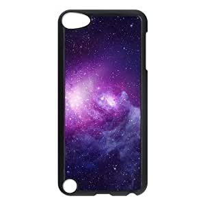 ipod 5 phone cases Black Galaxy Space fashion cell phone cases YEDS9177679