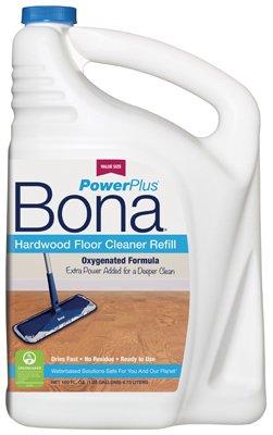 - Bona BONAKEMI USA 160 OZ Power Plus Hardwood Floor Deep Cleaner