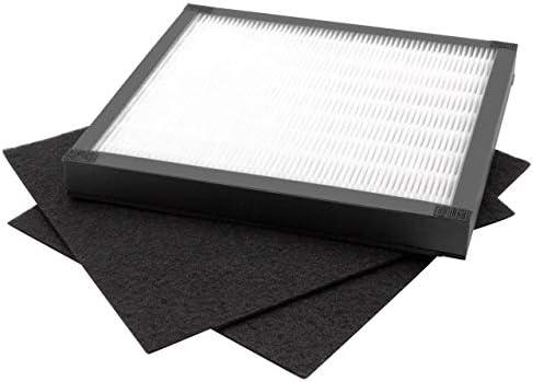 Vhbw Luftfilter Set Passend Für Dirt Devil Pureza Ac 150 Luftbefeuchter Luftreiniger Hepa Filter Aktivkohlefilter Baumarkt