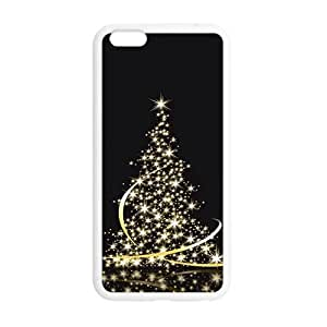 Christmas tree design Phone Case for iPhone 6 plus 5.5""
