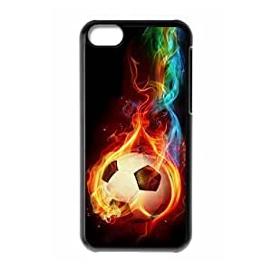 diy phone caseUnique DIY Design Cover Case with Hard Shell Protection for iphone 5/5s case with soccer ball lxa#255158diy phone case